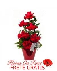 058-Explosão De rosas Vermelhas