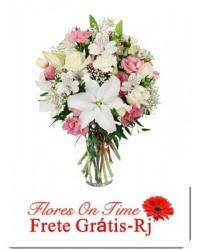 225-Arranjo de Flores