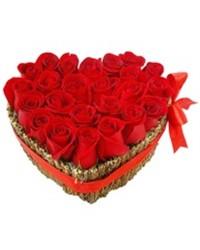 101-Coração de rosas